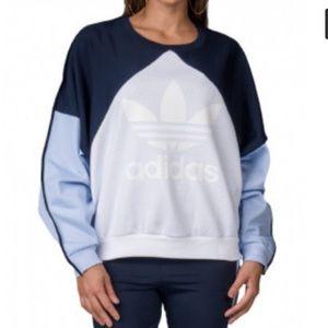 adidas Originals Helsinki Crew-Neck Sweat Shirt